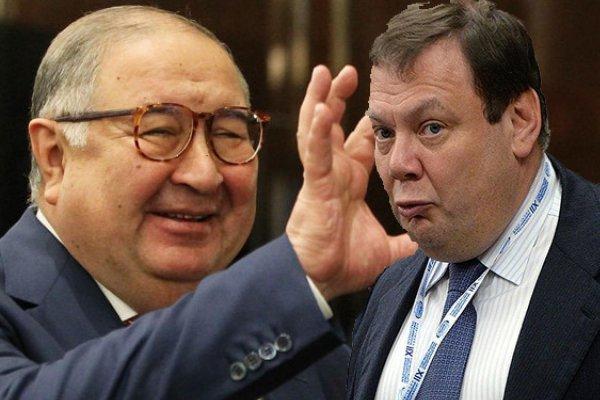 «Тьфу на тебя, Алексей Навальный»: Усманов, Абрамович и Фридман стали богатейшими русскими Британии