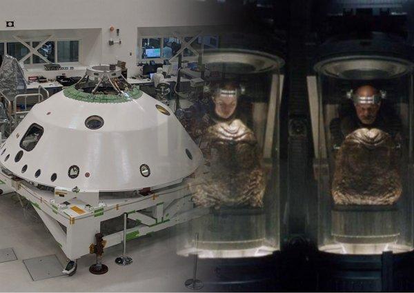 У пришельцев тоже есть дети «из пробирки»: Уфологи рассказали, зачем нужен корабль «Марс 2020»