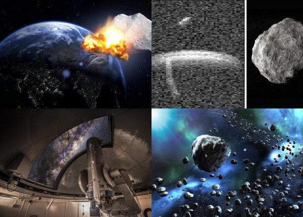 «Разорвёт» Землю 26 мая? Приближающийся 3-километровый астероид засняли в NASA