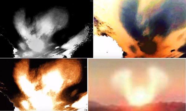 «Крылья» Нибиру сотрут Евразию с лица Земли этим летом