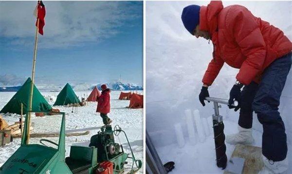 В Антарктиде учёные нашли «хронограф потепления Земли»