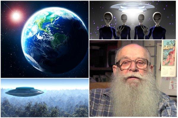 Землю уже не спасти - Посланник Нибиру рассказал о надвигающихся катастрофах