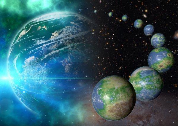 Метод транзита: Учёные открыли 18 «копий Земли»