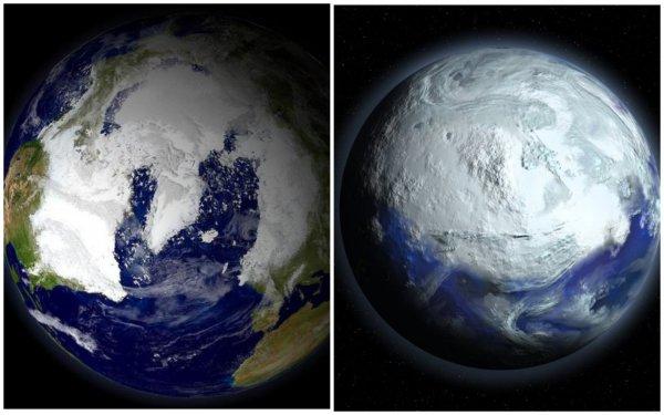 Пришельцы остужают Солнце: Инопланетяне из чёрной дыры начали подготовку к ледниковому периоду