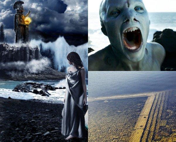 Учёные доказали существование Атлантиды - Древнее поселение принадлежало атлантам