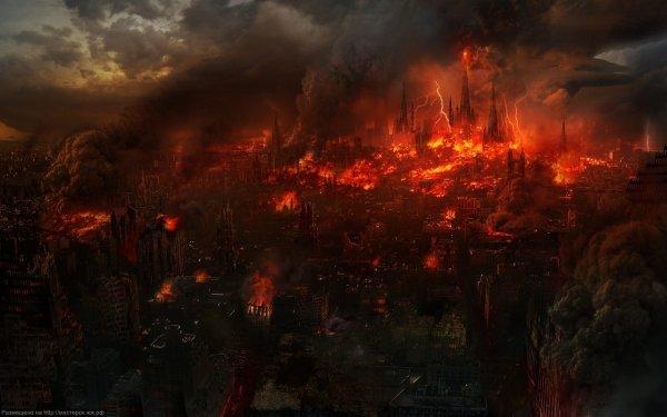 Бурлящий Ад на Земле: Демон Марса провоцирует вулканическую активность по всей планете – уфолог