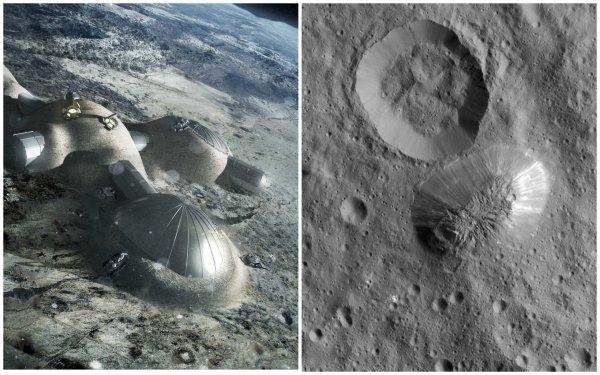 Человечество переселится на Цереру? В недрах планеты нашли солёную воду