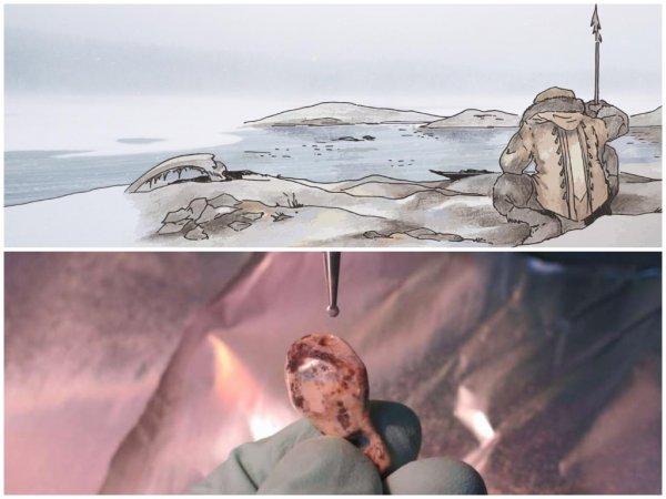 В Сибири найдены останки предков американцев