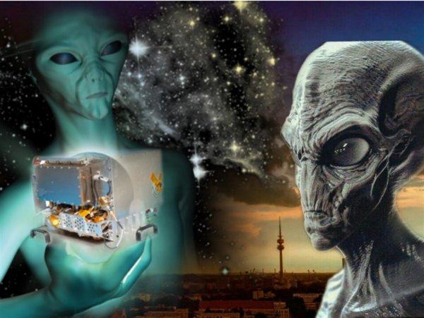 Начало войны? Отправка в космос атомных часов спровоцирует «конфликт» с пришельцами