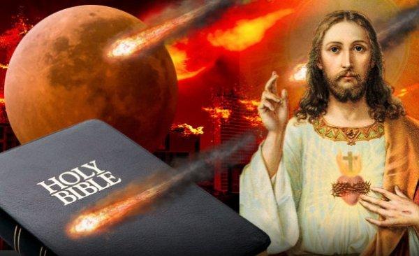 Антихрист с Нибиру уже на Земле. Водоемы планеты превращаются в кровь