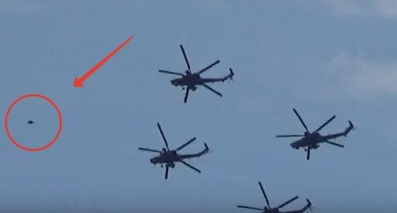 Мой враг – твой враг: НЛО с Планеты Х пыталось сорвать учения ВКС России по указке США