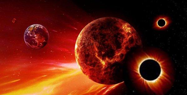 Губительная «Троица»: Нибиру с двумя спутниками устроит Судный день на Земле 16 июня