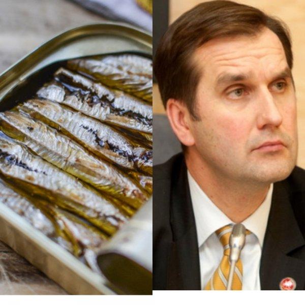 «Шпроты да бальзам»: Латышский посол обиделся на рыбные шутки россиян