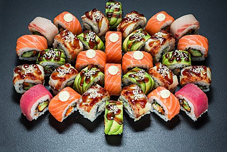 Лучшие суши во всем мире