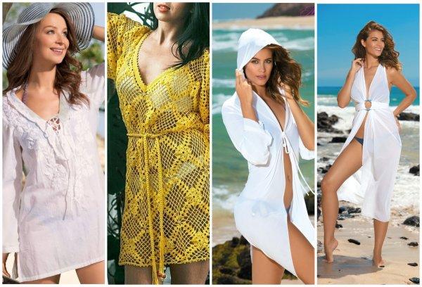 Парео на свалку! Названы лучшие пляжные накидки лета 2019