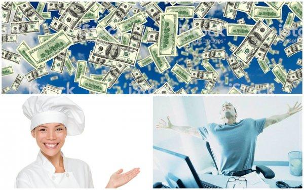 «Кодить» или готовить? Эксперты назвали самые высокооплачиваемые профессии июня