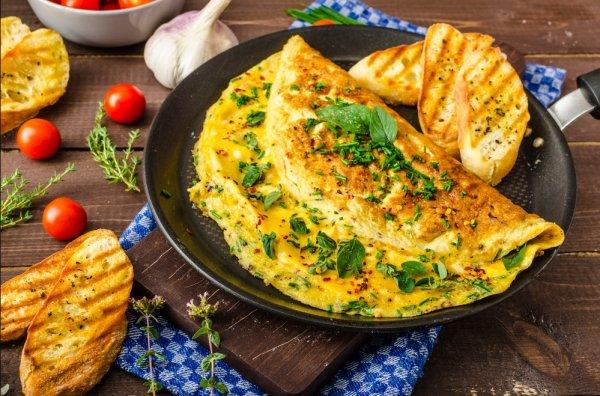 Правильный омлет. Как нужно готовить омлет на завтрак, рассказал кулинар