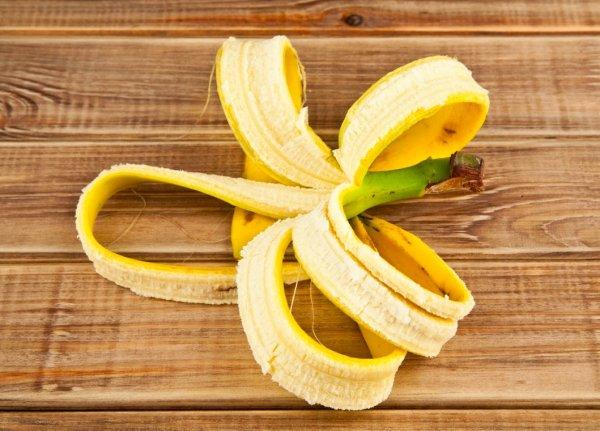 Кожура банана для похудения. Назван рецепт молочного коктейля «Стройность»