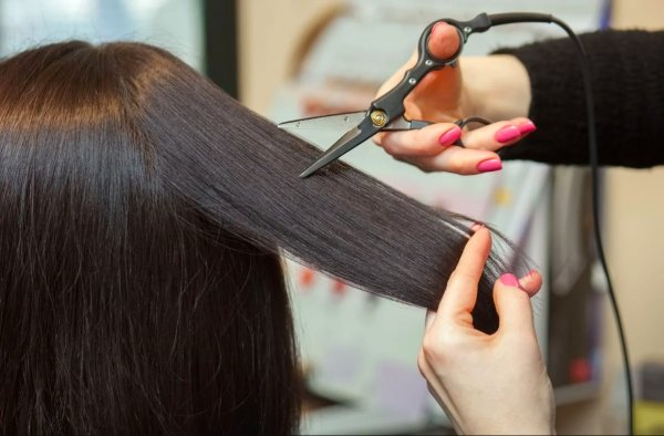 Горячие ножницы для волос. Полезно или врут?