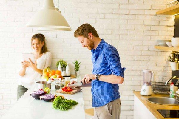 Почему мужчины готовят лучше, чем женщины?