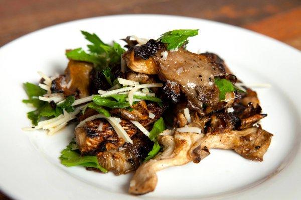 Жареные вешенки. Ошибка, которая превращает грибы в безвкусные сопли