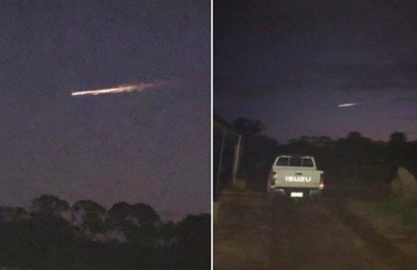 Метеорит над Австралией оказался частью российской ракеты