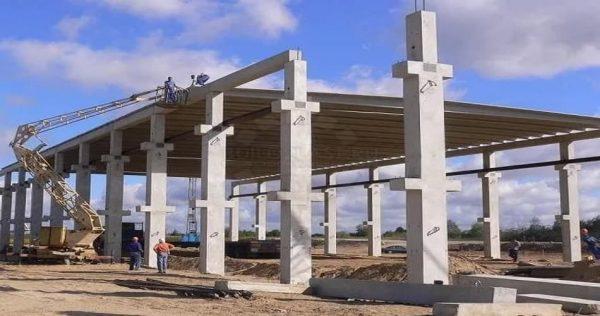 Колонны ЖБИ для вашего строительства