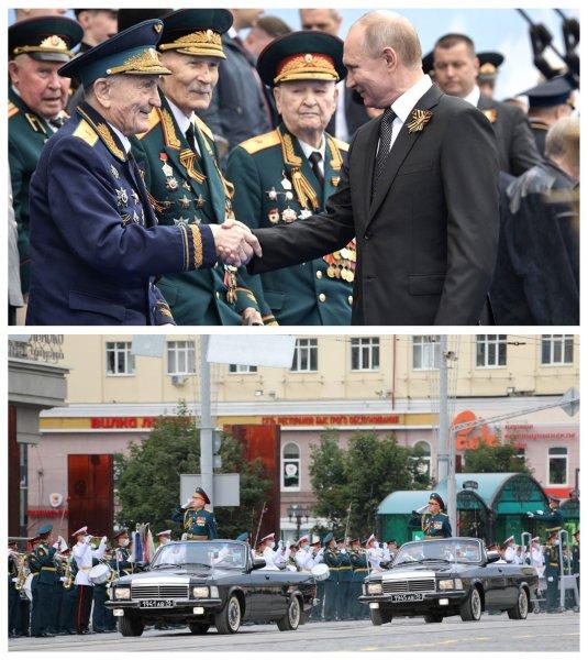 Губернаторов Ростовской и Нижегородской области просят отменить парад Победы